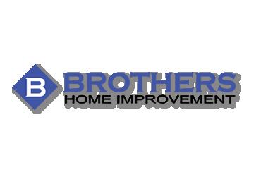 home improvement logo design. brothers home improvement logo design